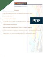 Cuestionario de Arte . 5to - Impresionismo y 1ras Vanguardias Artisticas