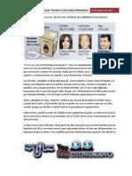 Sergio Massa Triunfo Elecciones Primarias