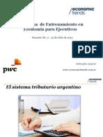 Economía para Ejecutivos M2 - Reunión 3