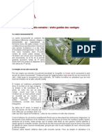 12017879960 PDF Visite Ville Gallo-romaine