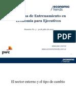 Economía para Ejecutivos M1 - Reunión 5