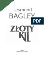 Bagley Desmond - Zloty Kil