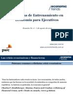 Economía para Ejecutivos M1 - Reunión 6