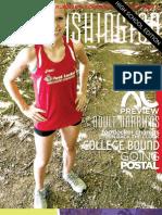 Run Washington Magazine August/September/October 2013