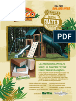 KidWise Congo Play Sets