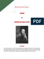 Zanoni Edward Bulwer Lytton
