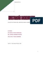 Folleto Investigación socioeducativa 2008 MAESTRÍA EN EDUCACIÓN.doc
