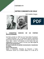 Sobre El Partido Comunista de Chile