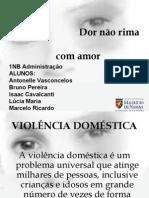 violência doméstica Antonelle