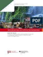 ANexo Manual Prevencion Conflictos-casos de Conflictos Sobre El Uso Del Agua en America Del Sur