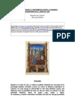 Oyarzún - Comprendiendo la enfermedad desde la dinámica Eros-poder en el libro de Job