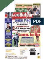 LE BUTEUR PDF du 01/06/2009