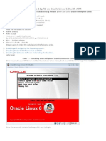 Installing Oracle Database 11g R2 on Oracle Linux 6