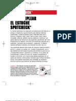 Manual de aplicación Magnaflux (Español)