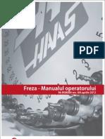 Manual Freza HASS Romana 96-0082 Romanian Mill_an