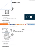 GM Connector Service Information