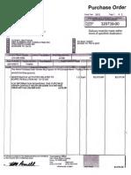 Mattison Contract