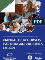 Manual de Recursos Para Organizaciones de Acv