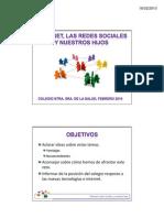 Charla Internet y Las Redes Sociales (Powerpoint)