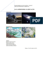Astronomia e Meteorologia