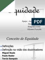 Equidade - Slide