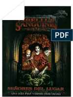 Vampiro Edad Oscura - Libellus Sanguinis I - Señores del Lugar
