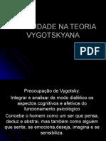 Afetividade Na Teoria Vygotskyana