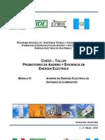 Curseo-Taller CNEE (AEE Sistemas de Iluminación)
