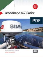 Simrad BROADBAND RADAR 4G Brochure-AMER