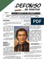 ILDEFONSO EN POSITIVO - nº 49 - Junio