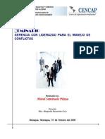 Gerencia Con Liderazgo - Margarita Navarrete Cruz - Camara Alemana Nicaraguense