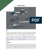Elon Musk's Hyperloop Alpha Design Spec Sheet
