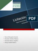 Licitaciónes123