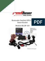 Manual Gps103