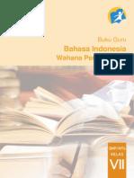 Bahasa Indonesia Buku Guru