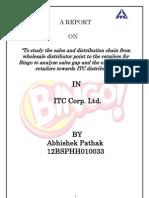 Final Project Report_abhishek Pathak_ITC
