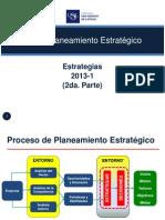 Estrategias II