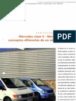 Mercedes V-Vito_dos conceptos diferentes de un mismo vehículo