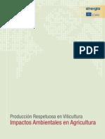Impactos Ambientales en La Agricultura