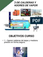 CURSO DE CALDERAS Y GENERADORES DE VAPORUNIDAD I Y II.ppt