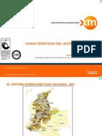 (2007)Características del Sistema Eléctrico Colombiano