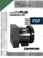 Magnaplus Generator