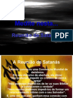 REUNIÃO DE SATANÁS