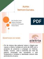 Slide Aletria