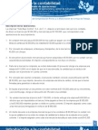 Elaboración de la Balanza de Comprobación Previa y la Elaboración de la Hoja de Trabajo.