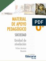 Sociedad 8º_Ficha Técnica 8°