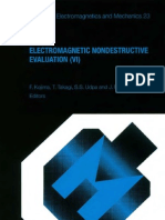Electromagnetic Nondestructive Evaluation