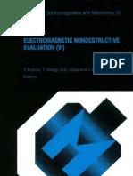 Electromagnetic Nondestructive Evaluation