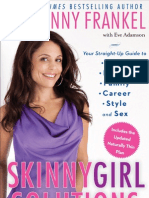 Skinnygirl Solutions by Bethenny Frankel - read an excerpt!
