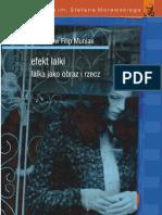 Efekt Lalki. Lalka Jako Obraz i Rzecz - eBook